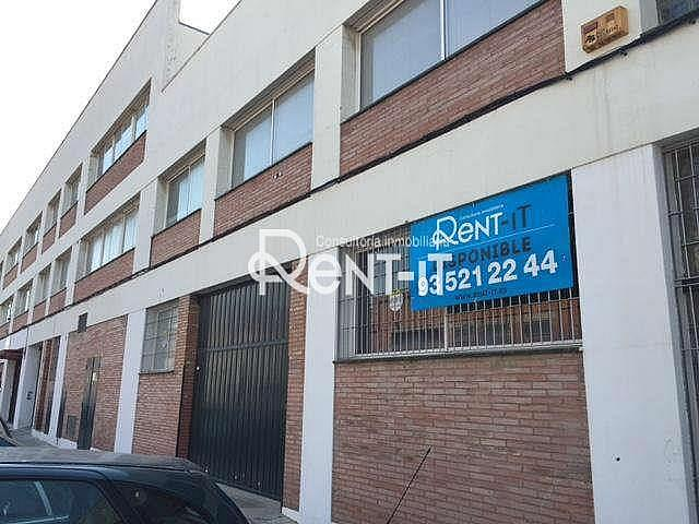 Fachada cartel.JPG - Nave industrial en alquiler en Centre en Hospitalet de Llobregat, L´ - 288849247