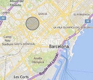 SITUACIÓN - Local en alquiler en Sant Gervasi – Galvany en Barcelona - 325027537