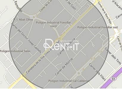Detalles - Nave industrial en alquiler en Casablanca en Sant Boi de Llobregat - 326010157