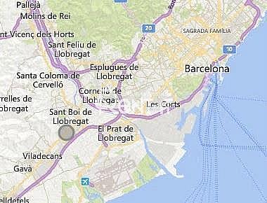 Detalles - Nave industrial en alquiler en Casablanca en Sant Boi de Llobregat - 326010163