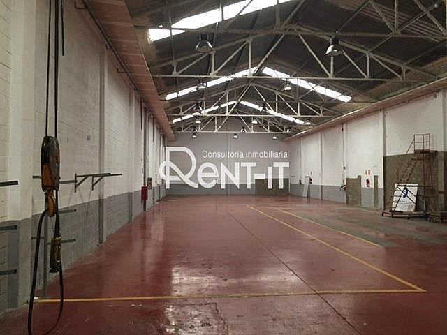 Detalles - Nave industrial en alquiler en Casablanca en Sant Boi de Llobregat - 327800061