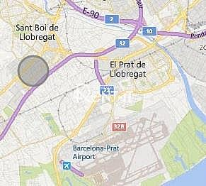 SITUACIÓN - Nave industrial en alquiler en Casablanca en Sant Boi de Llobregat - 332346495