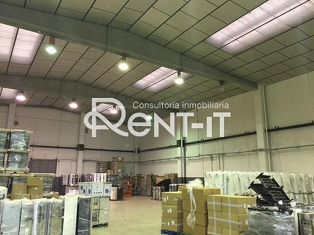 PLANTA BAJA - Nave industrial en alquiler en Gran Via LH en Hospitalet de Llobregat, L´ - 356875607