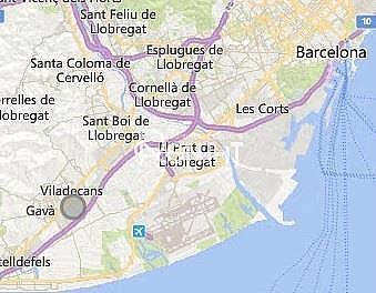 CARRETERAS - Nave industrial en alquiler en Can Sellarès en Viladecans - 324154620