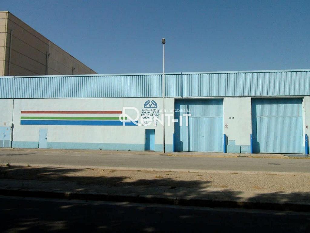 Fachada.JPG - Nave industrial en alquiler en Sant Ildefons en Cornellà de Llobregat - 292143938