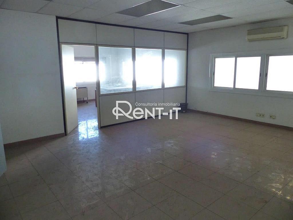 36 despacho piso.jpg - Nave industrial en alquiler en Sant Ildefons en Cornellà de Llobregat - 292143944