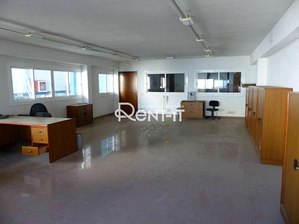 36 despacho planta-.jpg - Nave industrial en alquiler en Sant Ildefons en Cornellà de Llobregat - 292143956