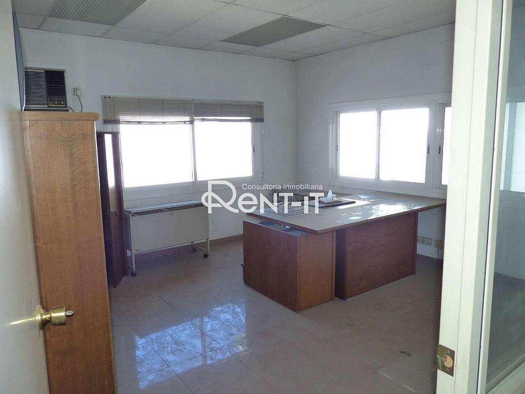 36 despacho piso-1.jpg - Nave industrial en alquiler en Sant Ildefons en Cornellà de Llobregat - 292143959