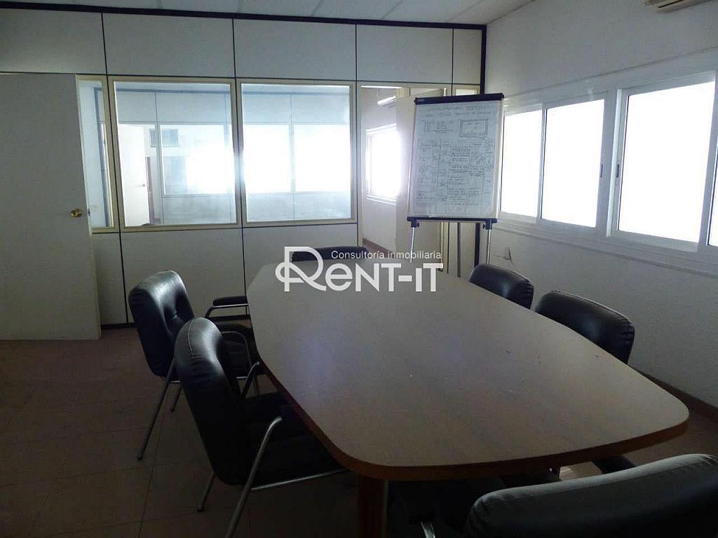 36 sala de juntas -.jpg - Nave industrial en alquiler en Sant Ildefons en Cornellà de Llobregat - 292143962