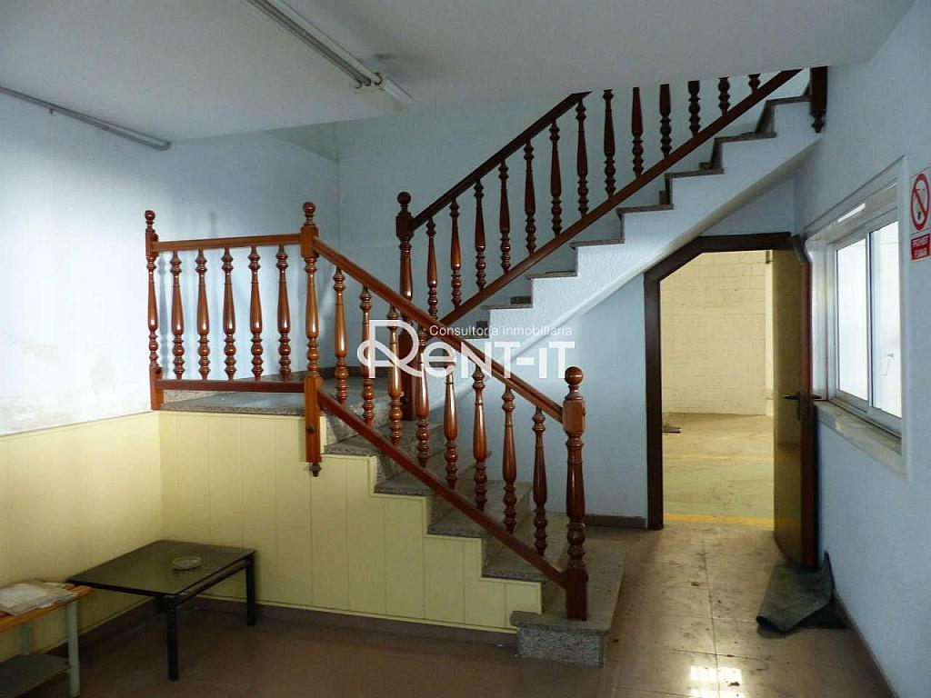 36 escaleras.jpg - Nave industrial en alquiler en Sant Ildefons en Cornellà de Llobregat - 292143965