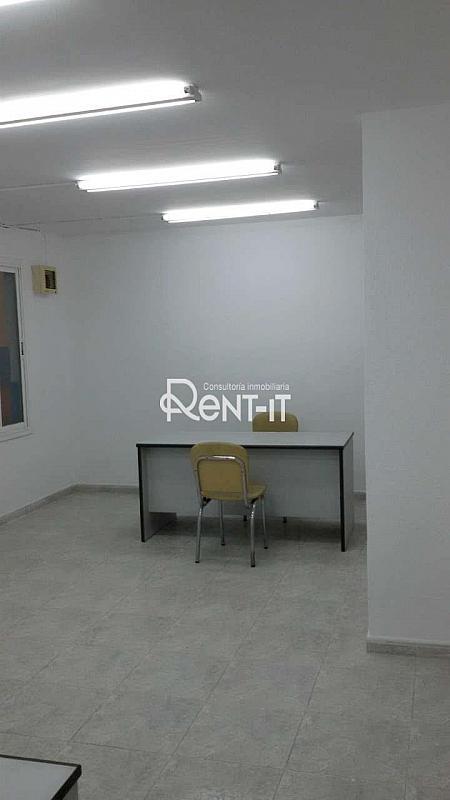 32 despacho planta .jpg - Nave industrial en alquiler en Almeda en Cornellà de Llobregat - 292143989