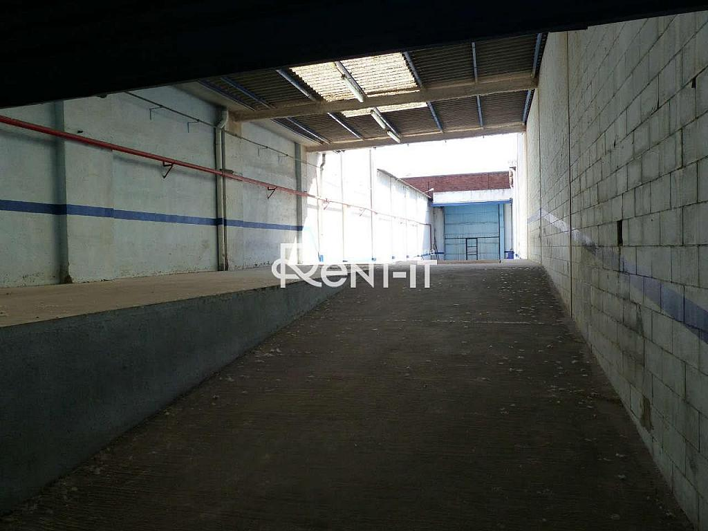 32 muelle de carga --.jpg - Nave industrial en alquiler en Almeda en Cornellà de Llobregat - 292143992