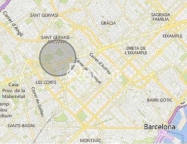 SITUACIÓN - Local en alquiler en Sant Gervasi – Galvany en Barcelona - 324154428