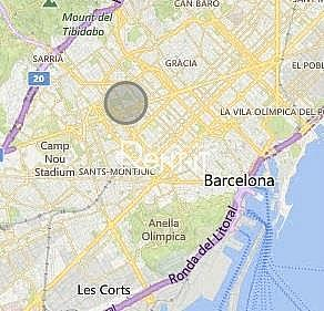 SITUACIÓN - Local en alquiler en Sant Gervasi – Galvany en Barcelona - 324154431