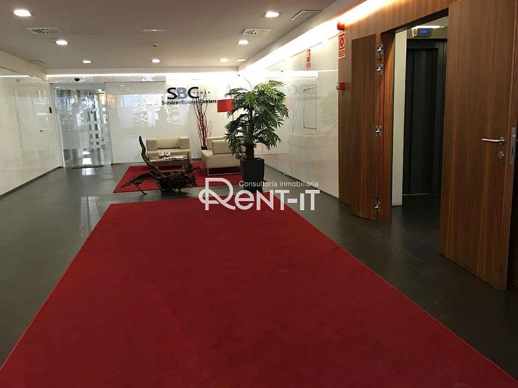 IMG_6274.JPG - Oficina en alquiler en Eixample esquerra en Barcelona - 288841339