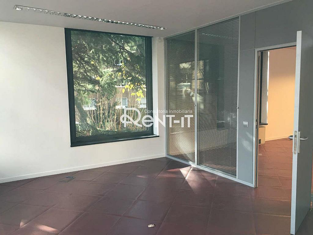 IMG_7952.JPG - Oficina en alquiler en Les Tres Torres en Barcelona - 288842035