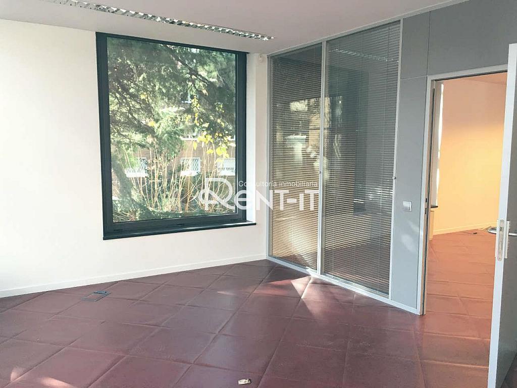 IMG_7953.JPG - Oficina en alquiler en Les Tres Torres en Barcelona - 288842038