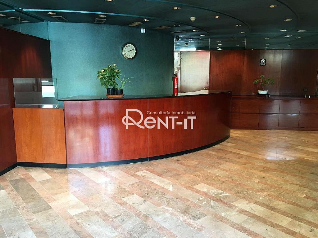 788 - Via Augusta, 281 1º2ª - NYN (4).JPG - Oficina en alquiler en Les Tres Torres en Barcelona - 288842092