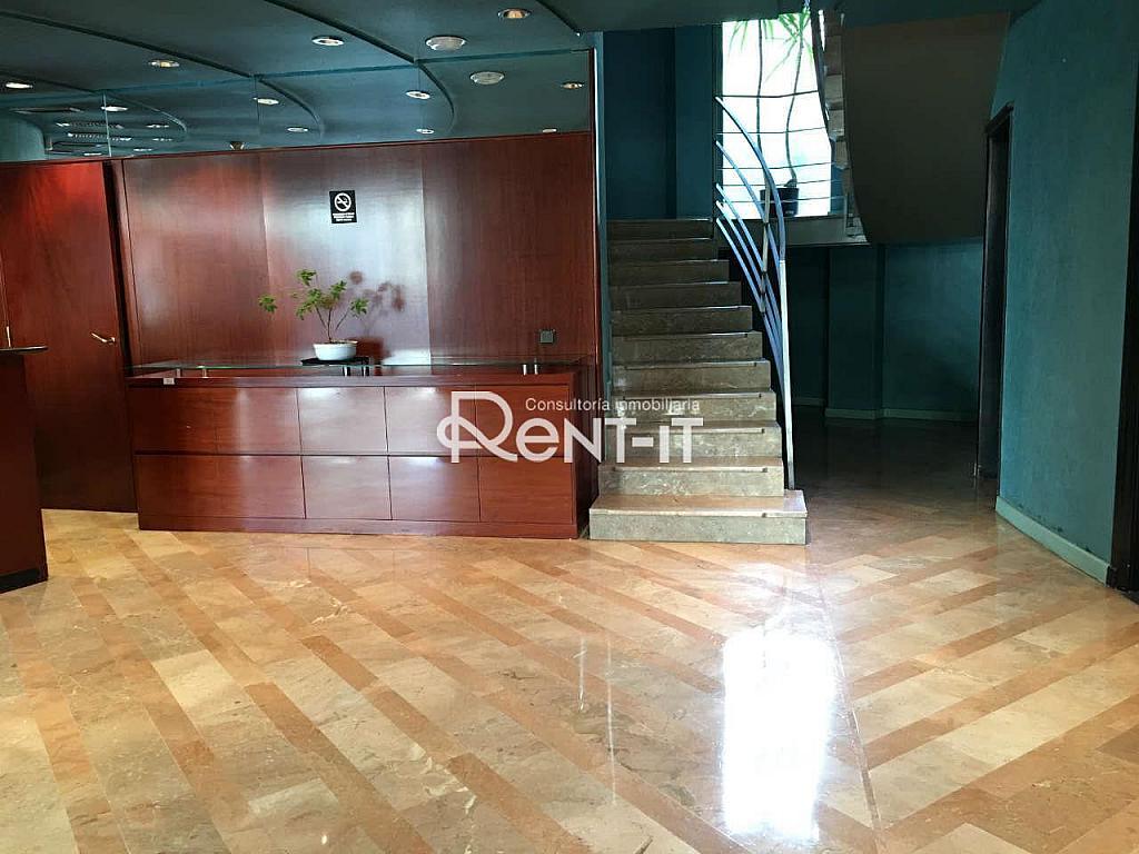 IMG_7999.JPG - Oficina en alquiler en Les Tres Torres en Barcelona - 288842101