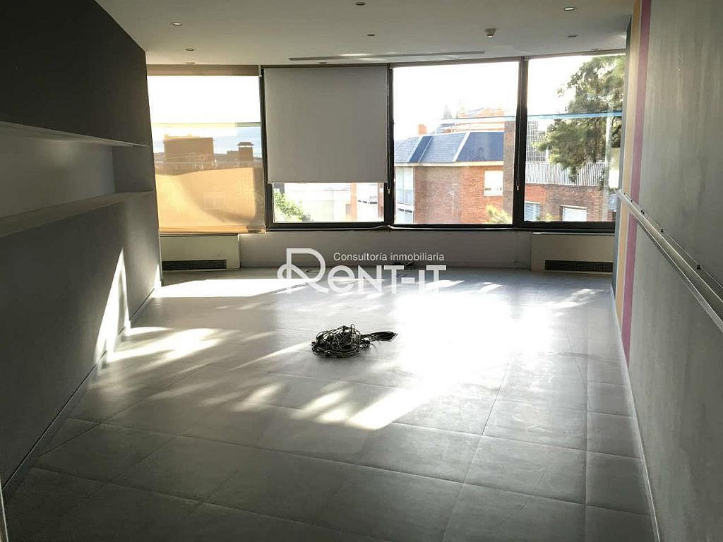 IMG_7998.JPG - Oficina en alquiler en Les Tres Torres en Barcelona - 288842134
