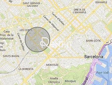 SITUACIÓN - Oficina en alquiler en Eixample esquerra en Barcelona - 325027465