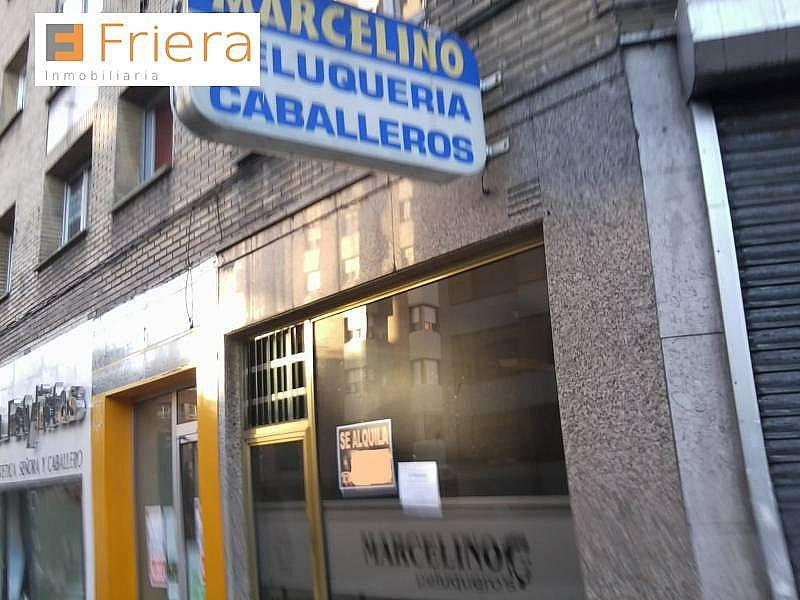 Foto - Local comercial en alquiler en calle El Cristo, Buenavista-El Cristo en Oviedo - 293417532