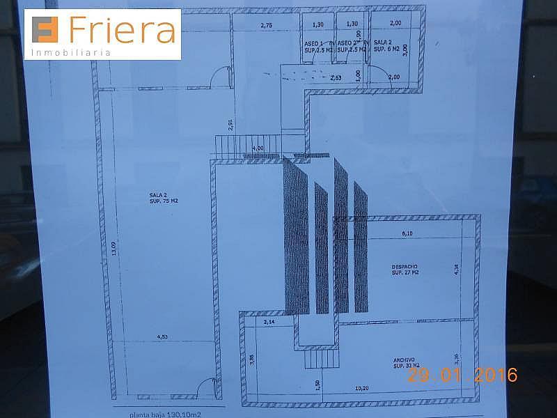 Foto - Local comercial en alquiler en calle Centro, Casco Histórico en Oviedo - 242565626