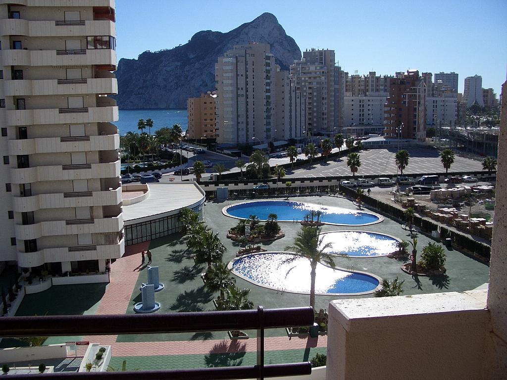 Apartamento en venta en calle Playa Levante la Fosa, Calpe/Calp - 252889666