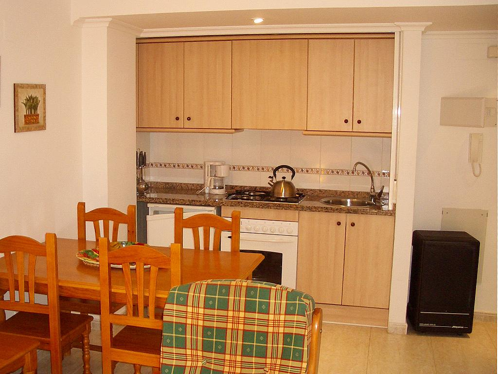 Apartamento en venta en calle Playa Levante la Fosa, Calpe/Calp - 252890236