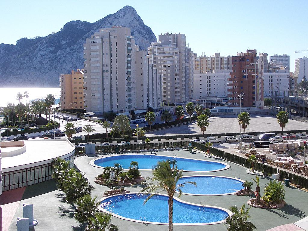 Apartamento en venta en calle Playa Levante la Fosa, Calpe/Calp - 252892378