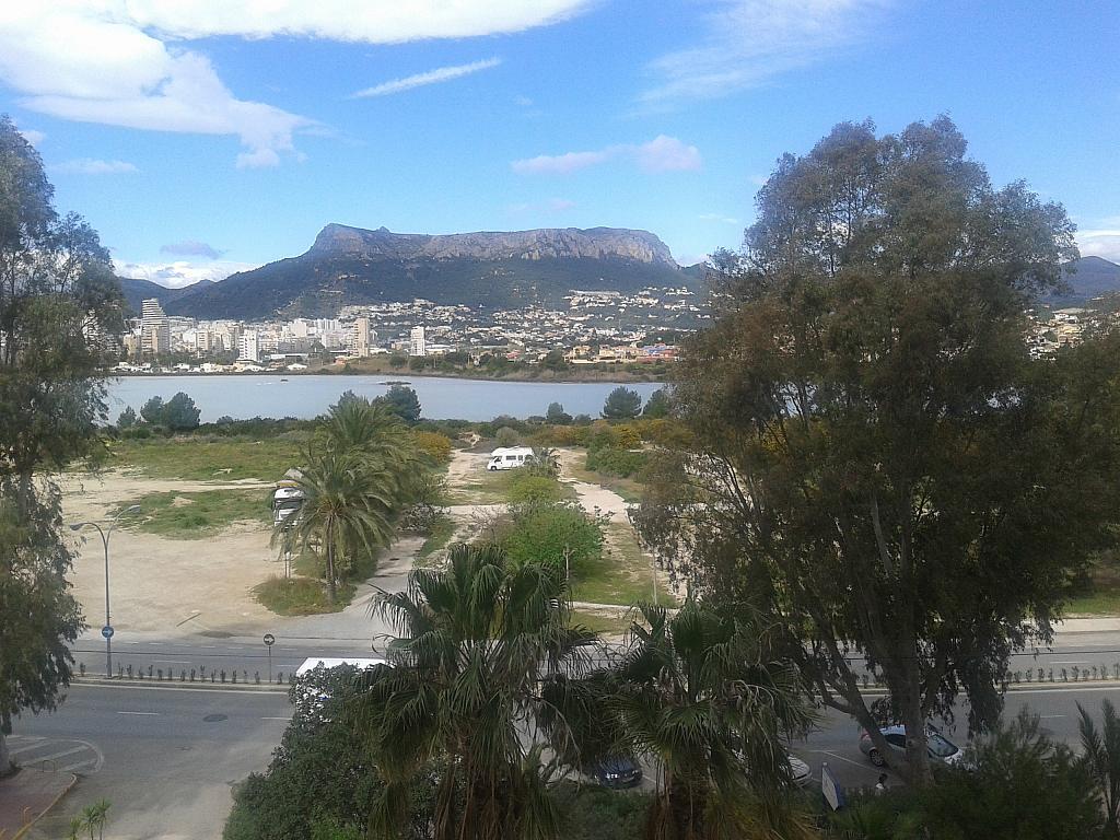 Apartamento en venta en calle Playa Levante, Calpe/Calp - 282349054