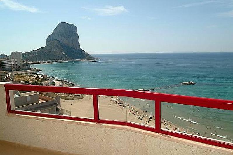 - Apartamento en venta en calle Playa Poniente Arenal Bol, Calpe/Calp - 171953179