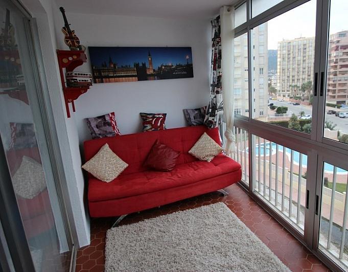 - Apartamento en venta en calle Puerto y Playa Cantal Roig, Calpe/Calp - 171953245