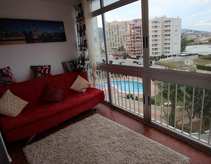 - Apartamento en venta en calle Puerto y Playa Cantal Roig, Calpe/Calp - 171953248