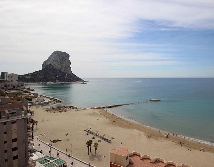- Apartamento en venta en calle Playa Poniente Arenal Bol, Calpe/Calp - 171954208