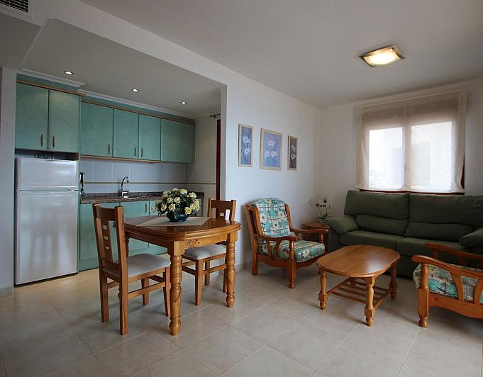 - Apartamento en venta en calle Playa Poniente Arenal Bol, Calpe/Calp - 171954214