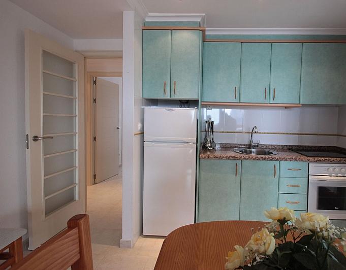- Apartamento en venta en calle Playa Poniente Arenal Bol, Calpe/Calp - 171954220