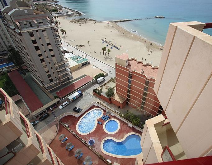 - Apartamento en venta en calle Playa Poniente Arenal Bol, Calpe/Calp - 171954232