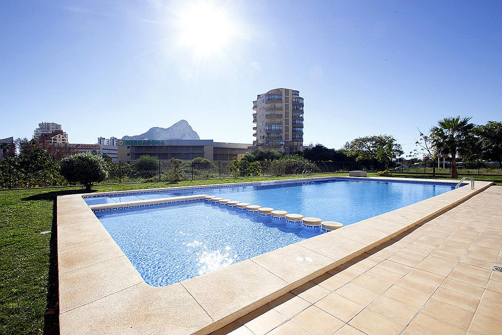 Apartamento en venta en calle Playa Levante la Fosa, Calpe/Calp - 236672047