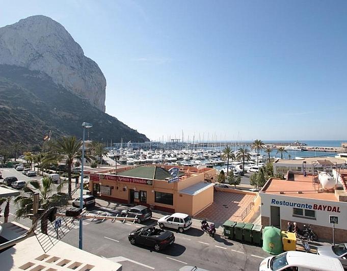 - Apartamento en venta en calle Calpe Puerto Playa Cantal Roig, Calpe/Calp - 184324203
