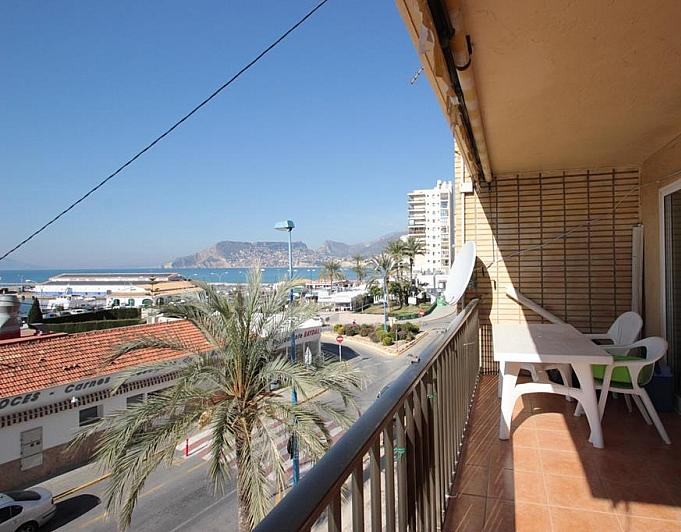 - Apartamento en venta en calle Calpe Puerto Playa Cantal Roig, Calpe/Calp - 184324212