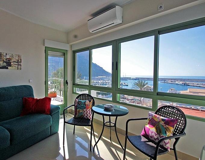 - Apartamento en venta en calle Calpe Puerto Playa Cantal Roig, Calpe/Calp - 184324233