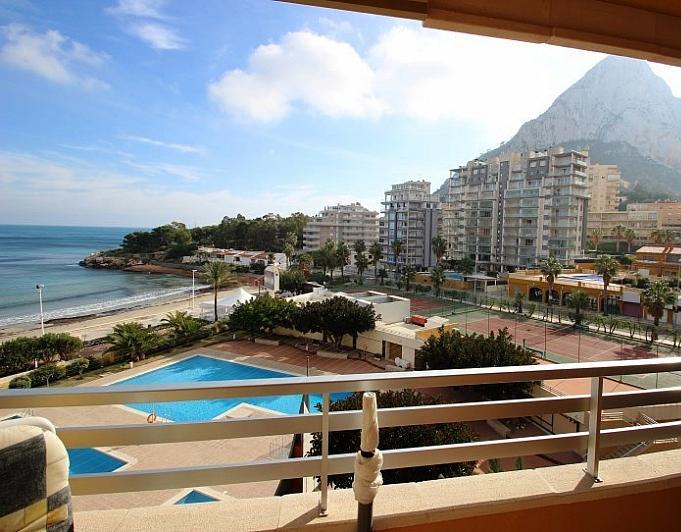 - Apartamento en venta en calle Playa Levante la Fosa, Calpe/Calp - 186879694