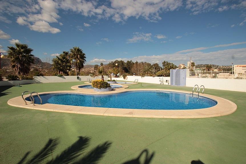 Apartamento en venta en calle Playa Levante la Fosa, Calpe/Calp - 327577507