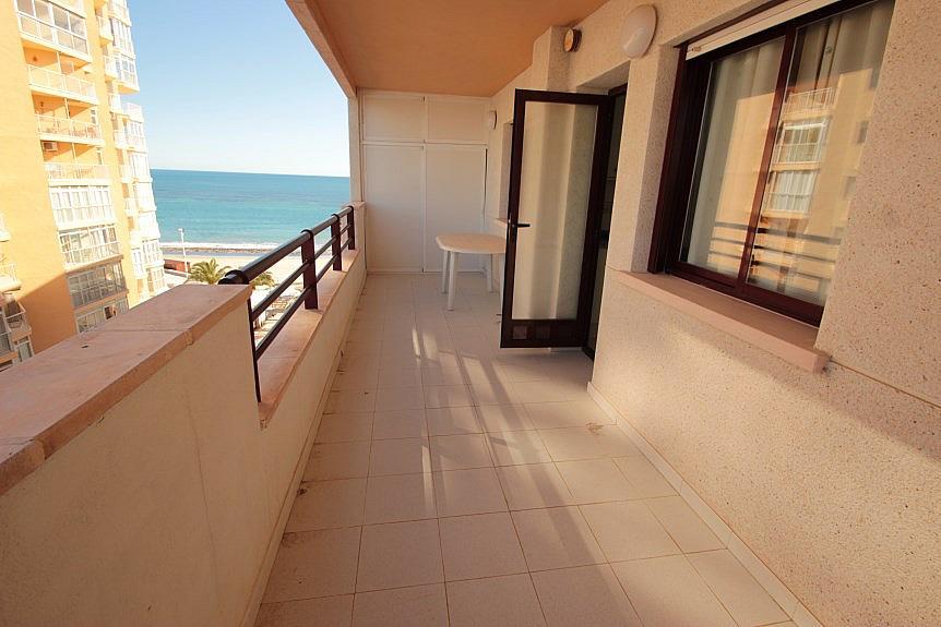Apartamento en venta en calle Playa Levante la Fosa, Calpe/Calp - 327577534
