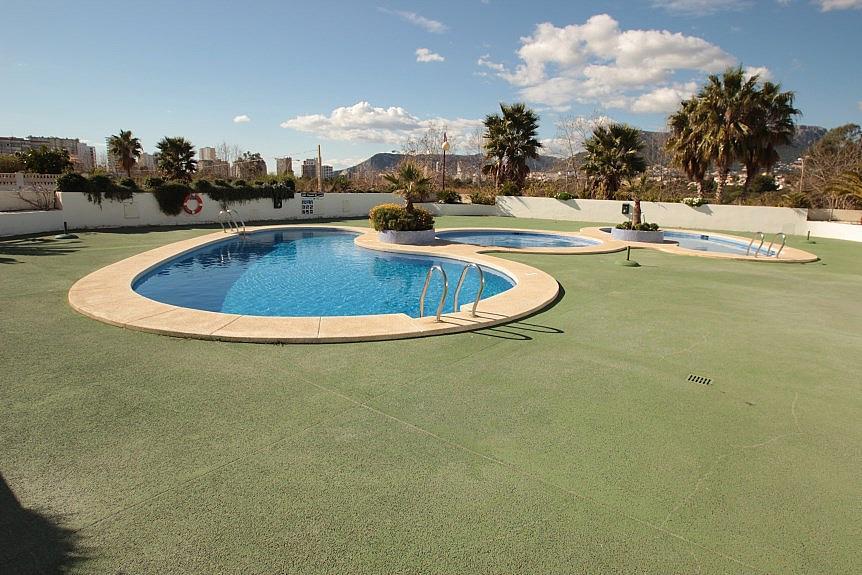 Apartamento en venta en calle Playa Levante la Fosa, Calpe/Calp - 327577549