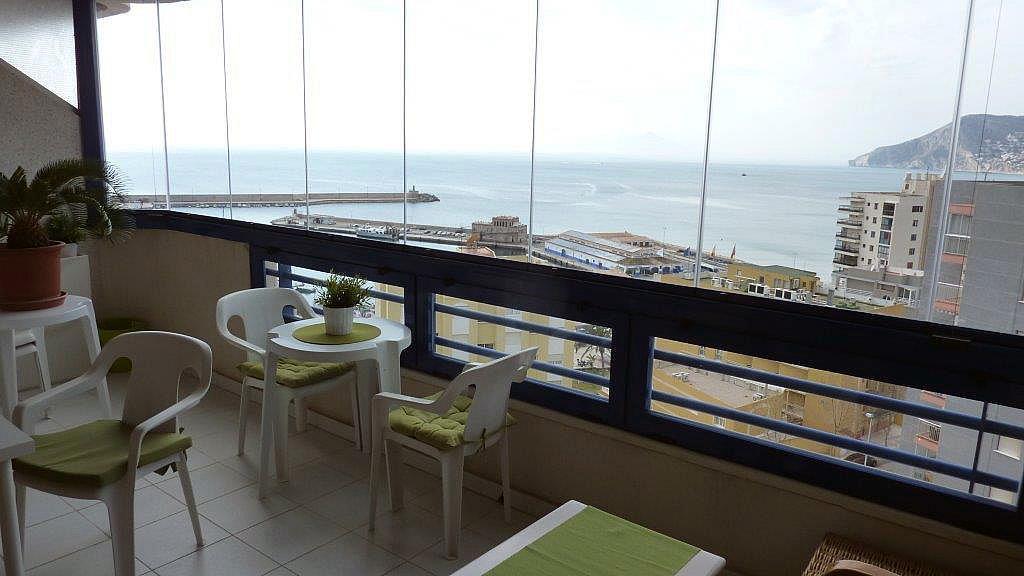 Apartamento en venta en calle Gibraltar, Calpe/Calp - 198206434