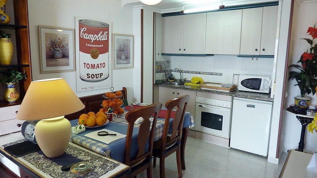 Apartamento en venta en calle Gibraltar, Calpe/Calp - 198206449