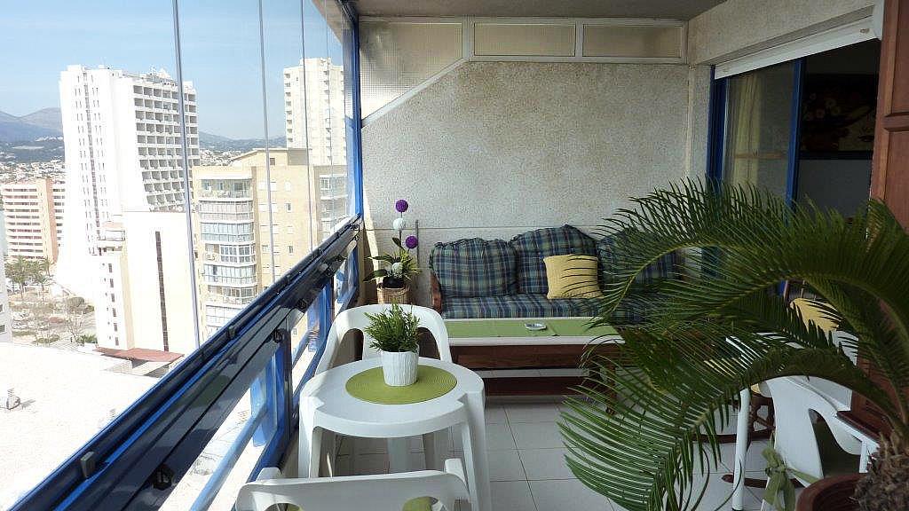 Apartamento en venta en calle Gibraltar, Calpe/Calp - 198206465