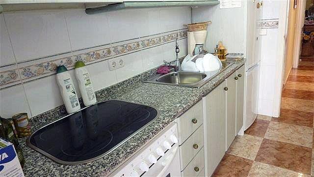 Apartamento en venta en calle Llebeig, Calpe/Calp - 198373388